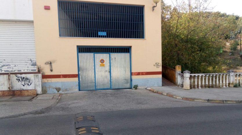 Venta plaza garaje Ubrique Zona Hipersol