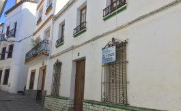 Casa Ubrique, calle Beato Diego de Cádiz