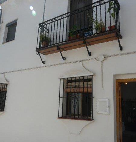 Casa en Grazalema, calle del Prado